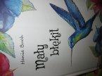 Książeczka, Książeczki, Najpiękniejsze opowieści, Baśnie i legendy, Mały błękit, książka, książki