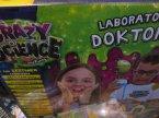 Crazy Science, laboratorium, zestaw naukowy, edukacyjny, zestawy naukowe, edukacyjne, kreatywne zabawki, zabawka kreatywna