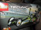 Lego Technic, 42103, Dragster, klocki