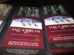 Aqua Brush, Wodne pędzelki w długopisie, pędzelek w długopisie Aqua Brush, Wodne pędzelki w długopisie, pędzelek w długopisie