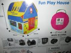 Fun Play House, Domek do zabawy, domki