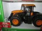 Siku, Modele metalowe, Traktor JCB Fastrac 4000, model, modele, zabawka, zabawki, traktory, maszyny rolnicze, maszyna rolnicza