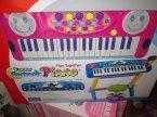 Funny Electronic Piano, Play Together, Pianino, Pianinko, Instrument muzyczny, instrumenty muzyczne