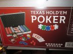 Texas Hold em, Poker, Gra, Gry, Zestaw, Zestawy