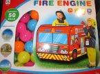 Fire Engine, zawiera 50 kulek