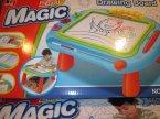 Drawing Board, Magic 2 w 1, Tablica stoliczek do rysowania, znikopis, znikopisy
