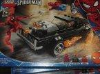 Lego Spiderman, Marvel, 76173 Spider-Man i Upiorny Jeździec kontra Carnage, 76174 Monster truck... Lego Spiderman, Marvel, 76173 Spider-Man i Upiorny Jeździec kontra Carnage, 76174 Monster truck Spider-Mana kontra ...