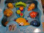Zabawki do kąpieli, Kaczuszka i inne akcesoria dla maluszka w kąpieli