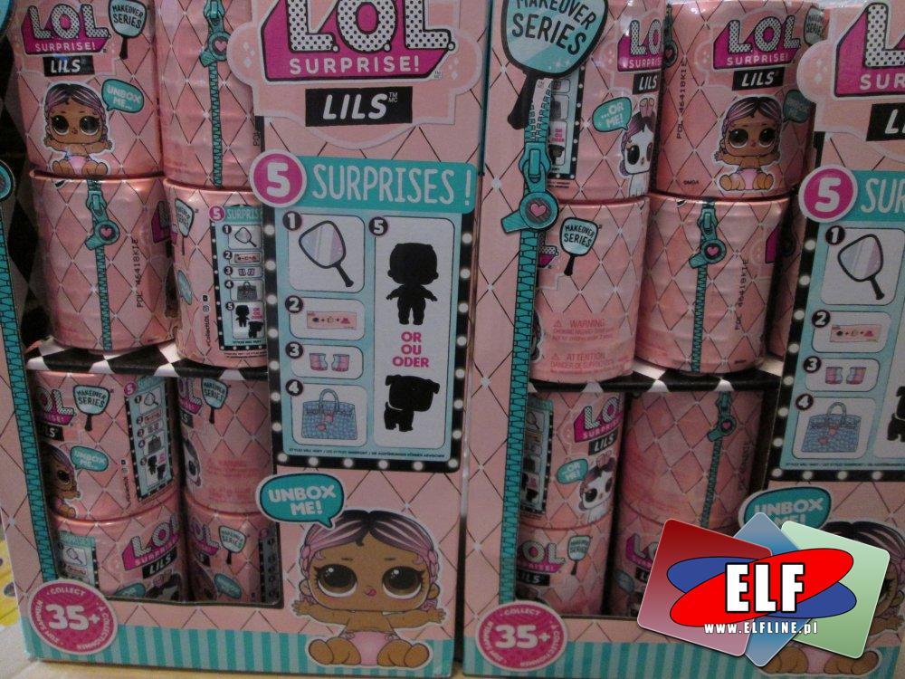 Laleczki L.O.L. Suprise, LOL, Laleczka, 7 suprises i inne zestawy laleczek LOL