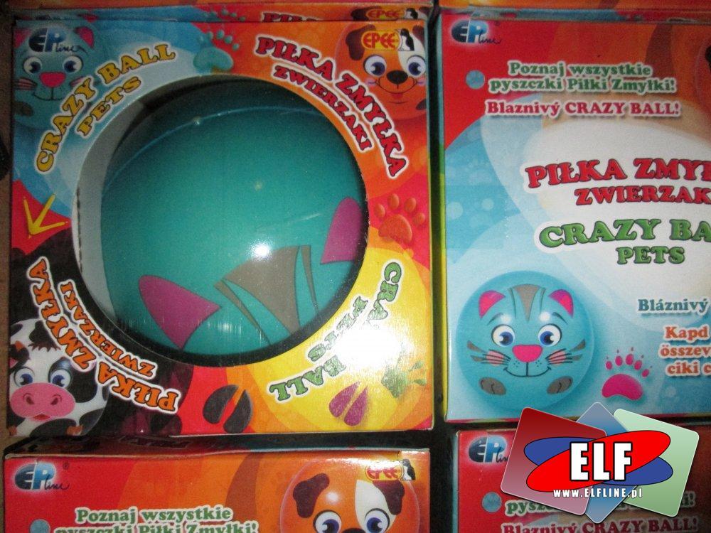 Piłka zmyłka zwierzaki i inne piłki zmyłki