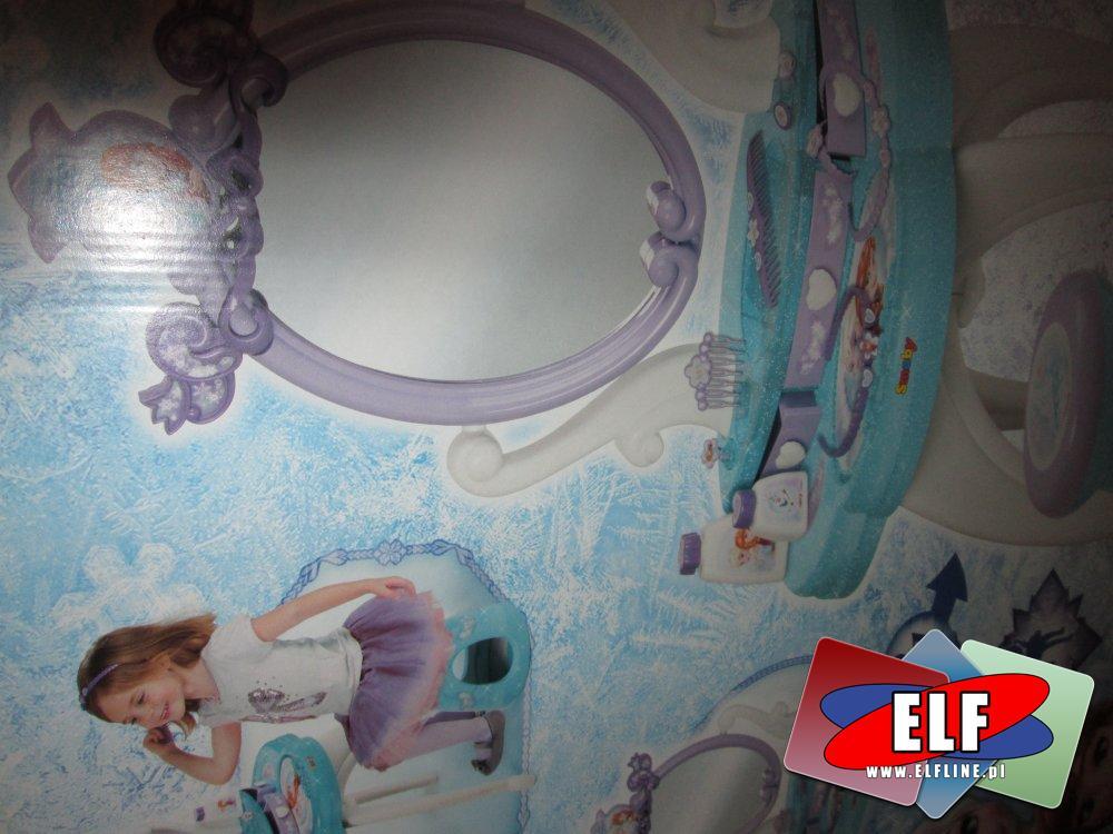 Toaletka, Toaletki, Frozen, Kraina lodu i inne, Zestawy piękności, zestaw piękności