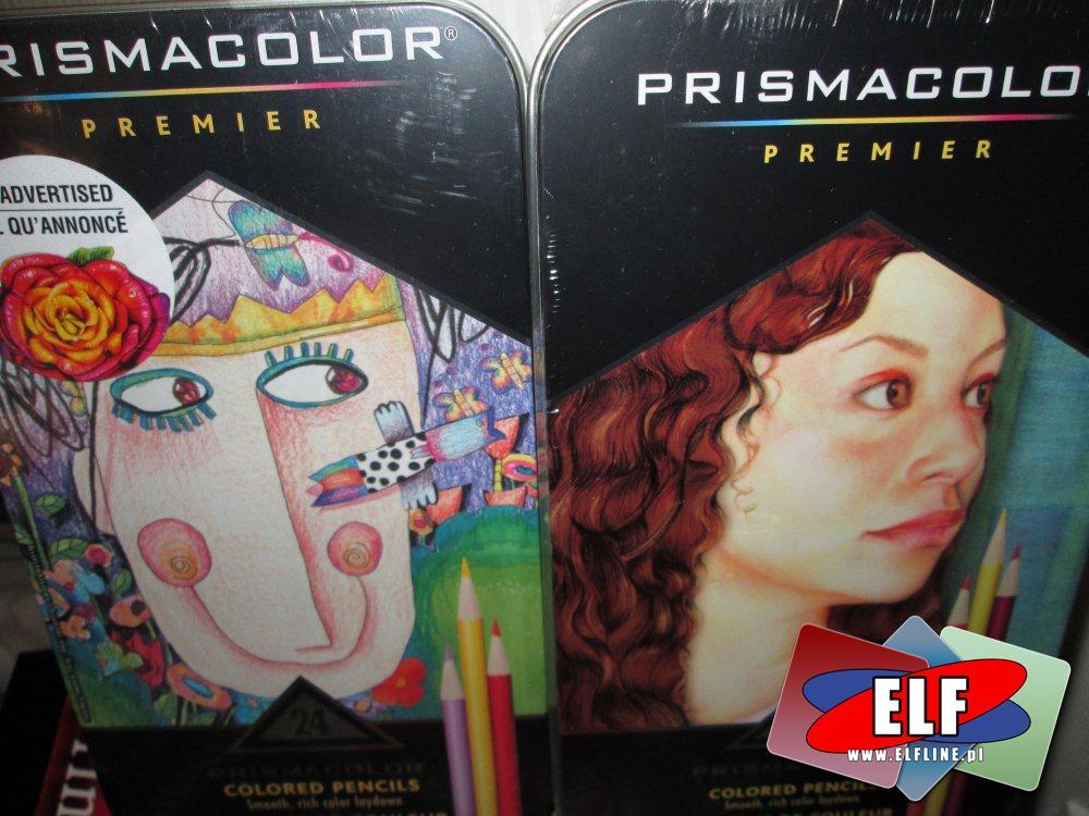 PRISMACOLO PREMIER, profesjonalne kredki dla artystów, plastyków, kredki profesjonalne Prismacolo premier