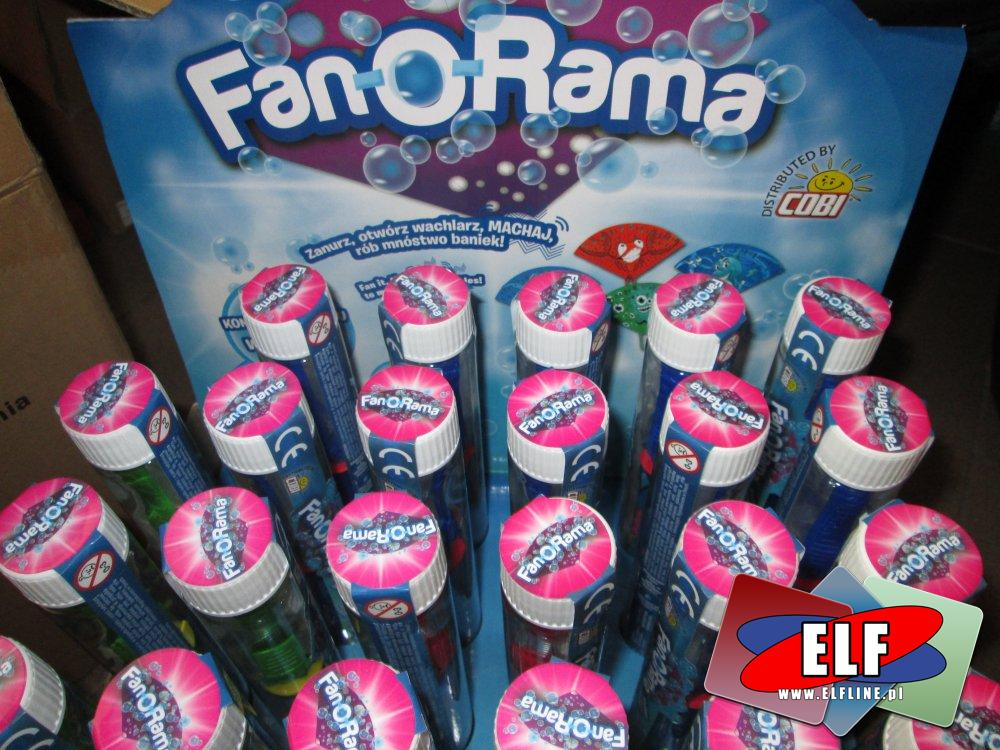 Fan-O-Rama, Bańki mydlane