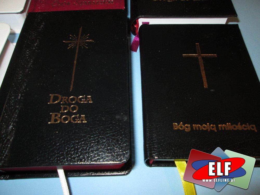 Modlitewniki, Pisma Święte, Pamiątki pierwszej komunii, dewocjonalia, książeczki religijne