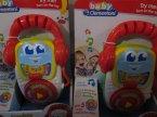 Clementoni Baby, Muzyczny telefon, zabawka interaktywna
