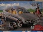 Playmobil 9361, Jednostka specjalna, tajny pojazd