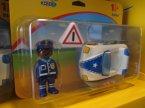 Playmobil 9384, Samochód policyjny