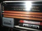 Koh-I-Noor zestaw do szkicowania, pastela, ołówek, gumka, węgiel itp.
