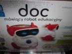 Doc, mówiący robot edukacyjny, programowalne roboty, zabawka edukacyjna i kreatywne, zestawy i zabawki kreatywne oraz edukacyjne