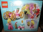 Lego Disney Princess, 43173 Królewska karoca Aurory, klocki