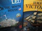 Puzzle 3D, Queen Anna  i inne modele statków i żaglowców