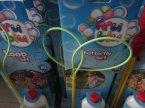 Fru Blu, Bańki mydlane, zestaw do baniek mydlanych