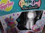 Painting, Toysinn, Figurka jednorożca, zestaw kreatywny, artystyczny, zestawy kreatywne, artystyczne