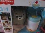 Fisher-Price 3 w 1, zabawka i przytulanka dla malucha
