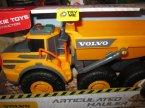 Volvo maszyny budowlane, koparka gąsienicowa, wywrotka, spychacz, maszyna burząca i inne maszyny budowlane, koparki, zabawka, zabawki, maszyna budowlana, ciężki sprzęt zabawkowy