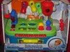 E-Edu Zestaw małego majsterkowicza, zabawka edukacyjna, zabawki edukacyjne, narzędzia zabawkowe