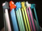 Ołówki z gumkami w kształcie zwierząt, Ołówek