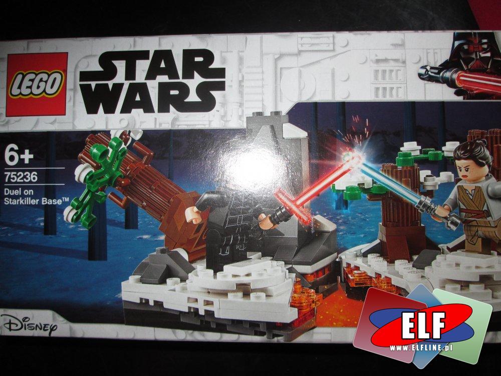 Lego StarWars 75236 Pojedynek w bazie Starkiller, klocki, Star Wars