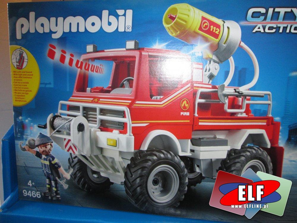 Playmobil 9466, 9465, 9464, 9463, 9462, straż pożarna, samochód, remiza i inne