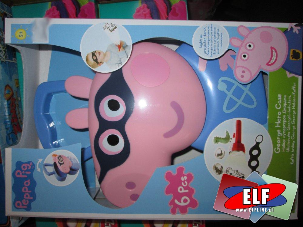 Peppa Pig, Świnka peppa, 6 Pcs, 7 Pcs i inne zestawy świnki peppy