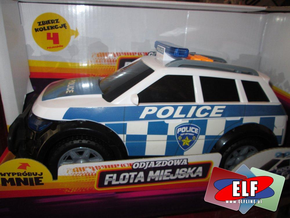 Odjazdowa flota miejska, Straż pożarna, Policja, Autobus, Śmieciarka i inne auta, samochód, samochody, pojazd, pojazdy