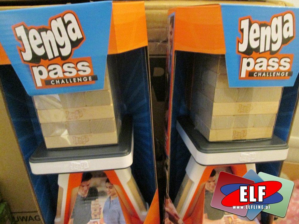 Jenga pass challenge, gra, gry