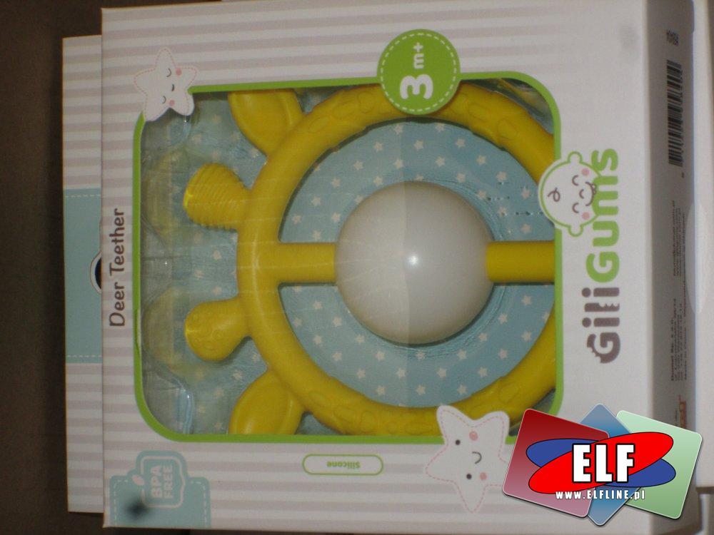 GiliGims, zabawki, gryzaczki itp. dla maluszka, dziecka