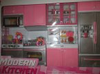Modern Kitchen, Kuchnia dla lalek, Kuchnie, lalka, lalki