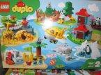 Lego Duplo, 10906, 10907, klocki