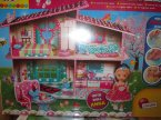 Domek z laleczką Anna, Domki dla lalek, laleczki, lalka, lalki