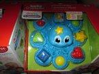Clementoni Baby, Ośmiorniczka i skaczące klocki, zabawka edukacyjna, zabawki edukacyjne, zestaw kreatywny, zestawy kreatywne i edukacyjne
