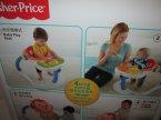 Fisher-Price, Edukacyjny solniczek dla dzieci, stoliczki edukacyjne