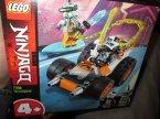 Lego Ninjago, 71706 Samochód Cole a, klocki