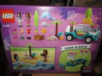 Lego Friends, 41397 Food truck z sokami, klocki