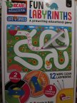 Gra Fun Labyrinths, Zabawny labirynt, gry