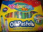 Colorino, Oil Pastels, Wykręcone pastele olejne