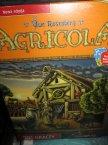 Gra Agricola, Nowa edycja, Gry