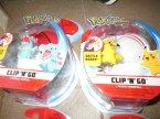 Pokemon, Clip n Go, Pokemony, Poke Ball