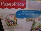 Fisher-Price 2 w 1, Bujaczek, siedzisko dla dzieci