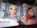 Disney, Frozen, Princess i inne Głowy do czesania i stylizacji, Głowa do czesania